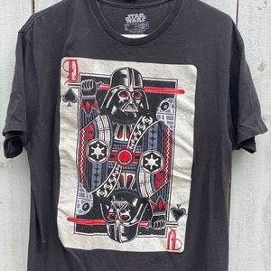 Star Wars DARTH VADER OF SPADES